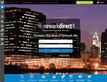 Tablet Preview of newarkdirect.info
